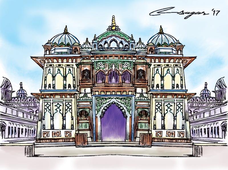 Janaki Temple