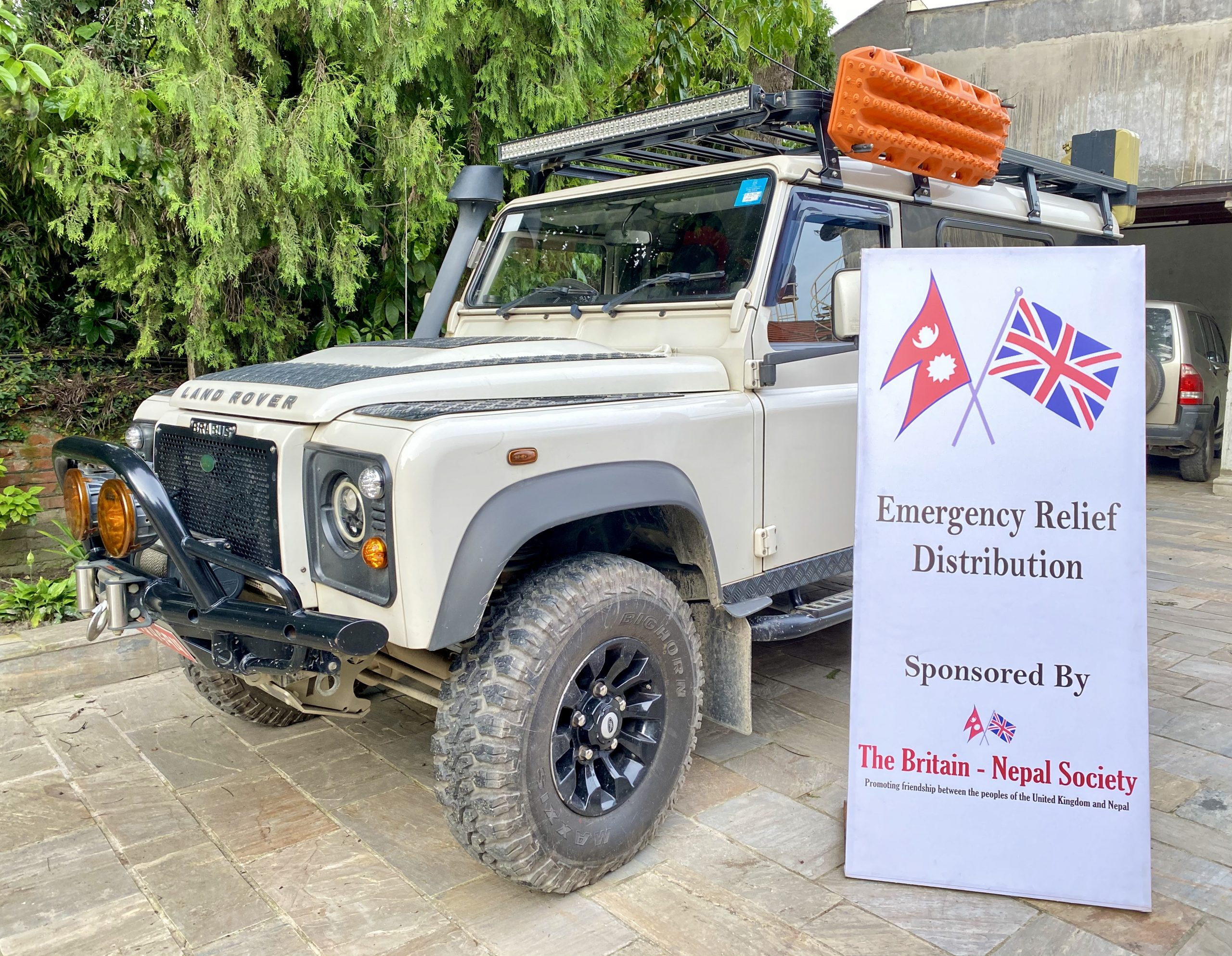 BRITAIN-NEPAL SOCIETY COVID-RELIEF APPEAL